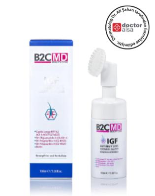 IGF 1000 - IGF Anti-Hair Loss Complemint Solution