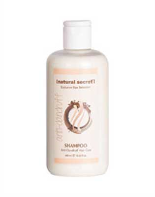 PE 1014 - Natural Secret ANTI-DANDRUFF HAIR CARE SHAMPOO