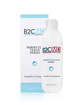 PE-1302-Perfectly Clean Sensitive Cleansing Gel