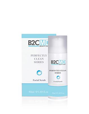 PE-1306 - Perfectly Clean Facial Scrub
