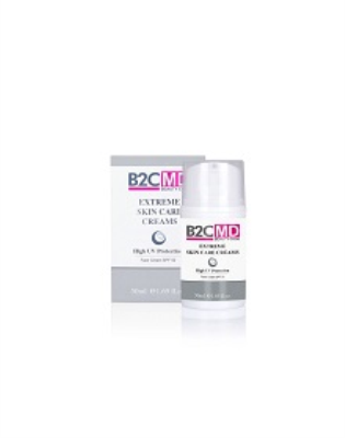 PE - 1312 - B2C MD Extreme High Uv Protection Face Cream (SPF 50)