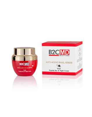 SB - 1203 - B2C MD Snail & Peptide & Day & Night Cream
