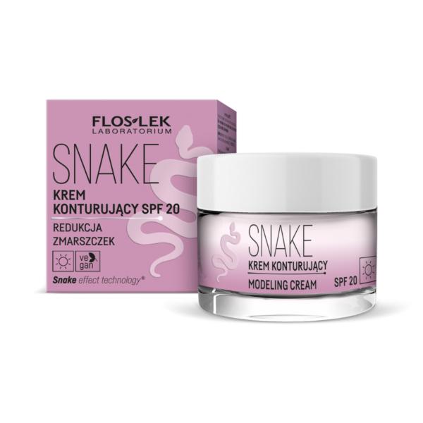 FL 6209 - Floslek Laboratorium SKIN CARE EXPERT SNAKE MODELING CREAM SPF 20