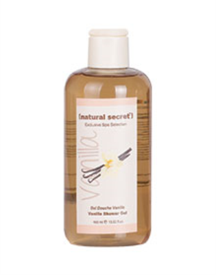 SW 1013 - Natural Secret VANILLA SHOWER GEL