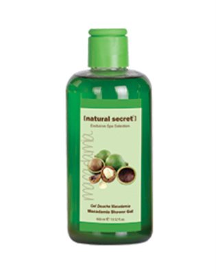 SW 1014 - Natural Secret MACADAMIA SHOWER GEL